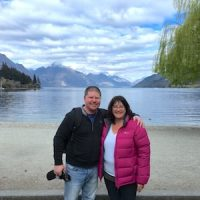 Gayle and Dean Queenstown