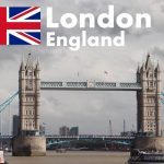London England header