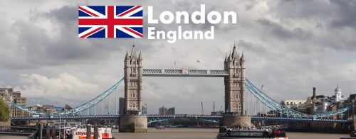 London England header